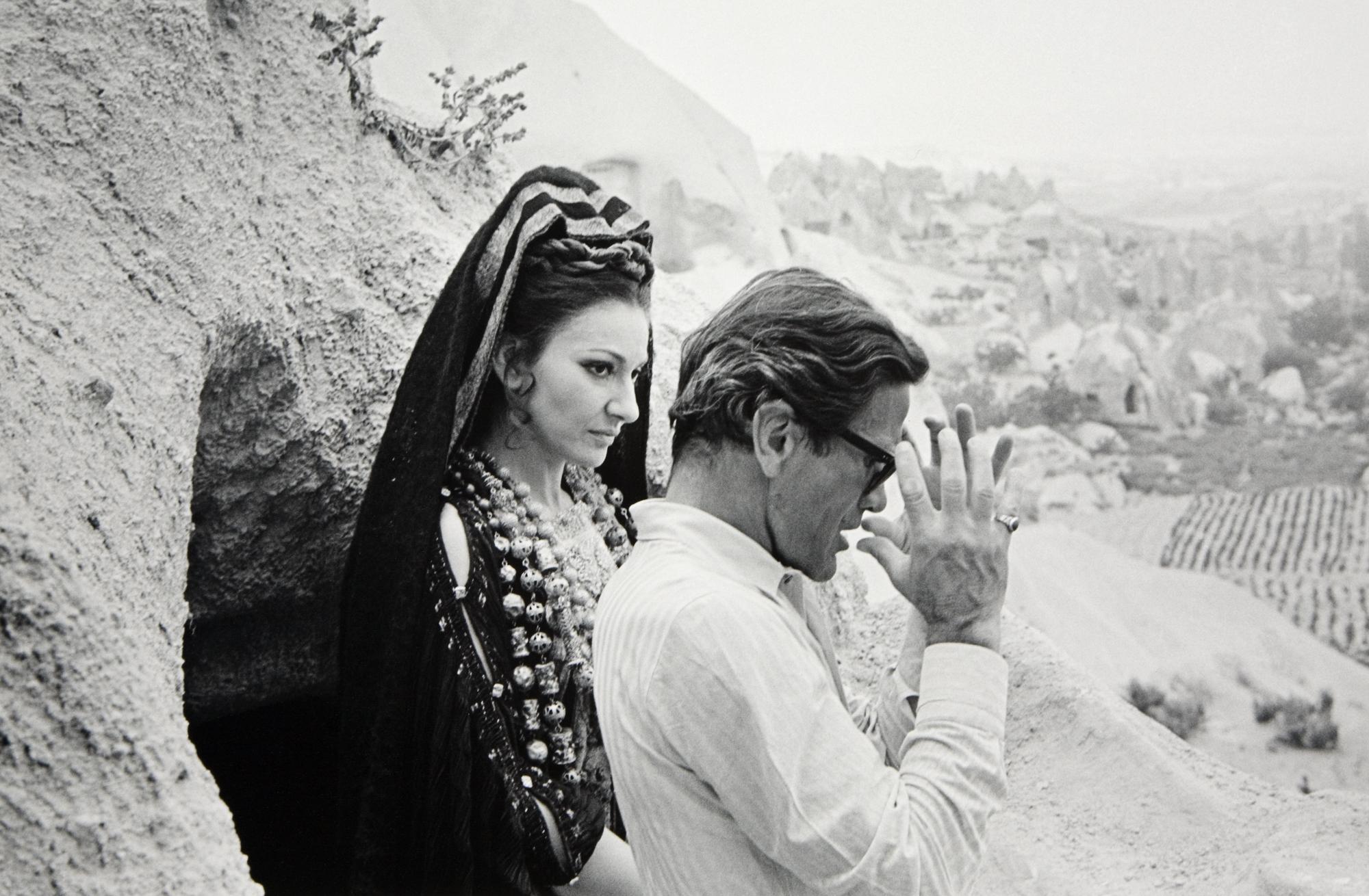 L'ISOLA DI MEDEA – Pasolini e Callas, l'amore obliquo   proiezione speciale del documentario di Sergio Naitza